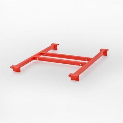 Czerwona barierka